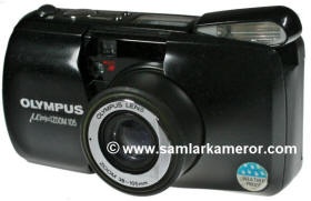 Analoge Fotografie Canon Prima Super 135 N Autofokus-kamera